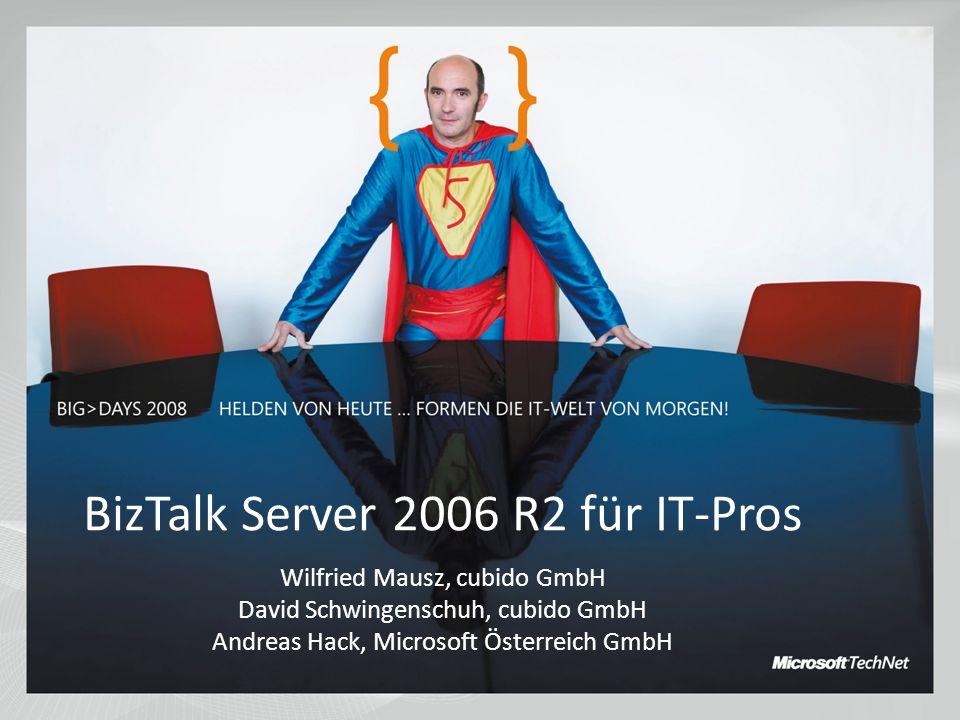 BizTalk Server 2006 R2 für IT-Pros