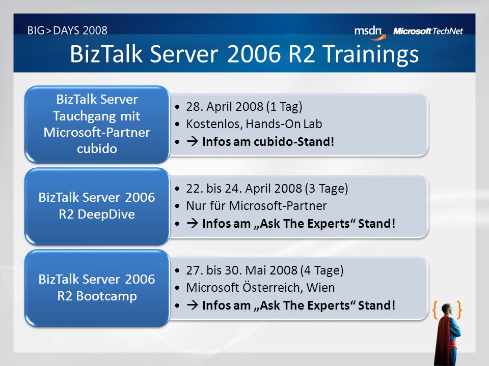 BizTalk Server 2006 R2 Trainings