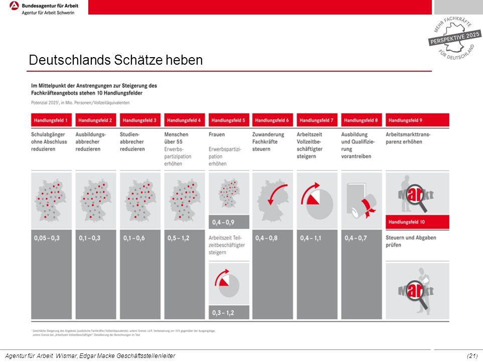 Deutschlands Schätze heben