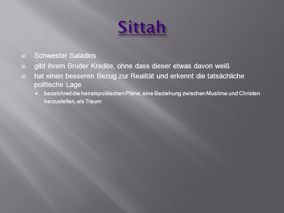 Sittah Schwester Saladins