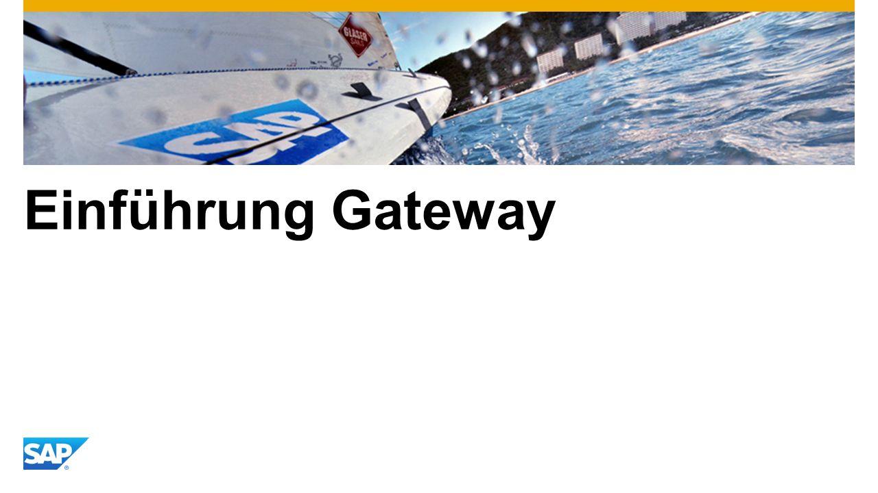 Einführung Gateway