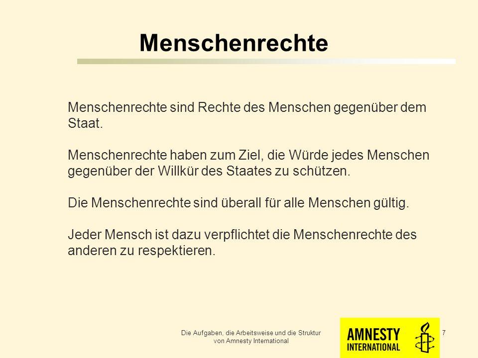 Menschenrechte