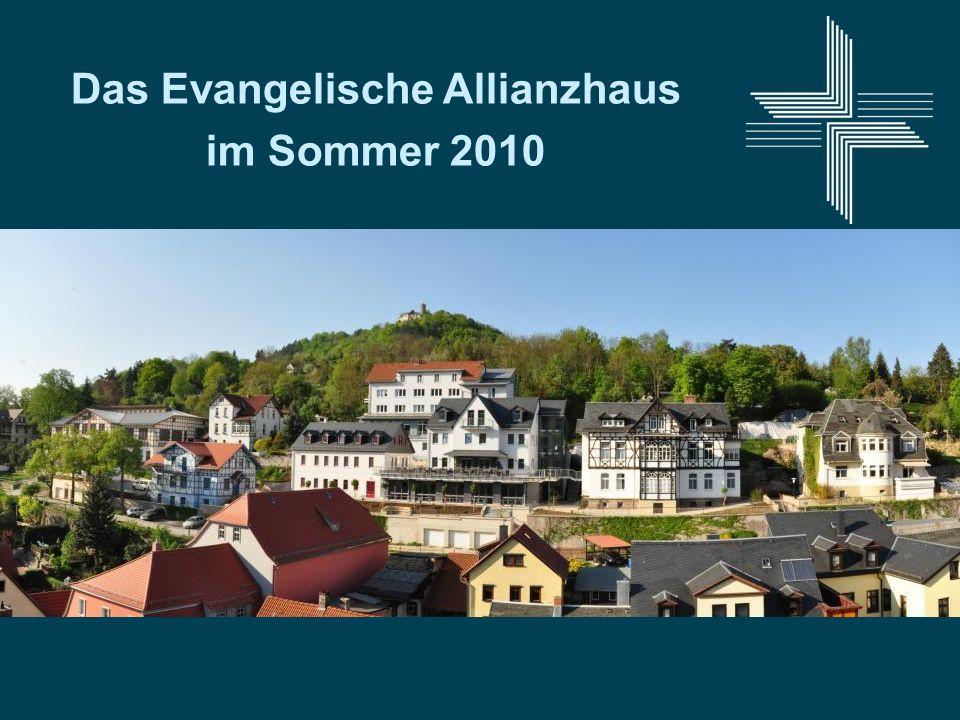 Das Evangelische Allianzhaus