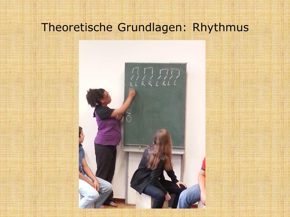 Theoretische Grundlagen: Rhythmus