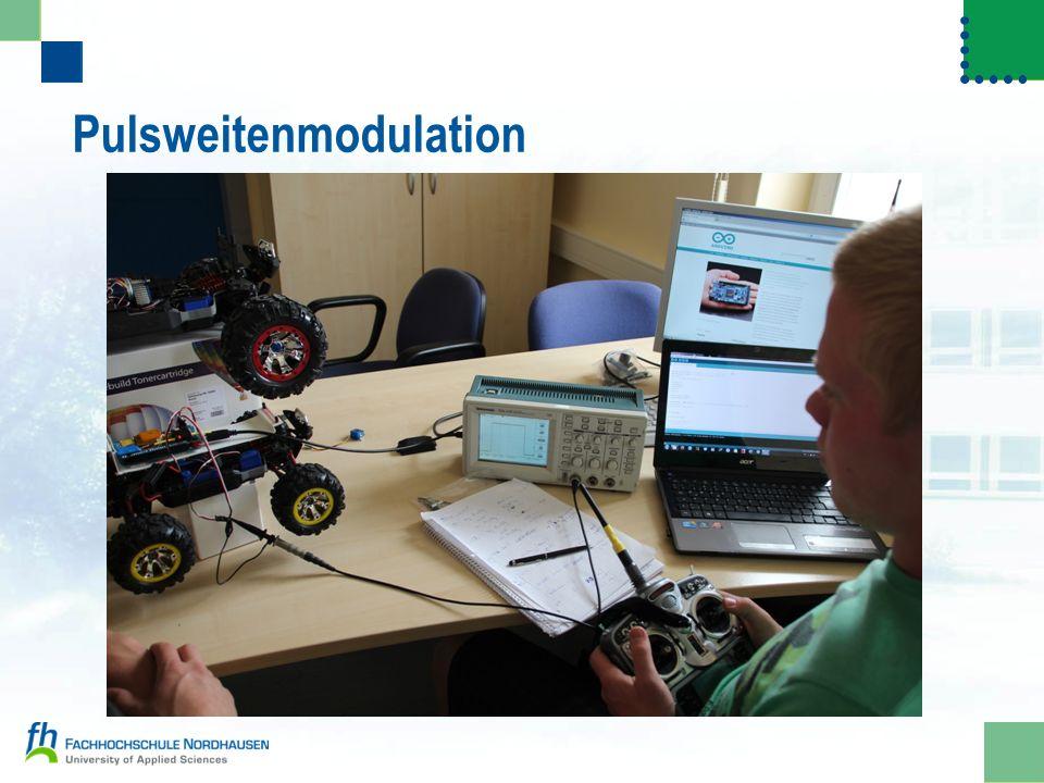 Pulsweitenmodulation