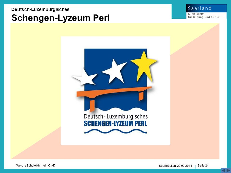 Deutsch-Luxemburgisches Schengen-Lyzeum Perl