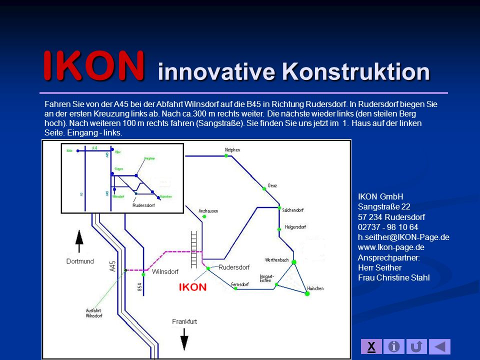 IKON innovative Konstruktion