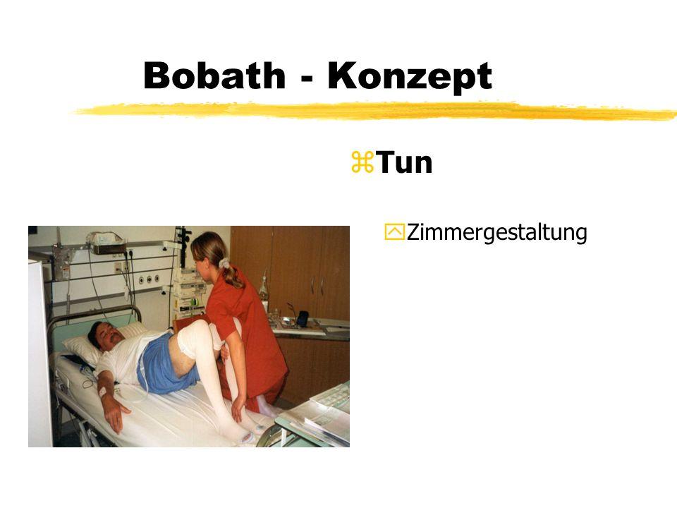 Bobath - Konzept Tun Zimmergestaltung