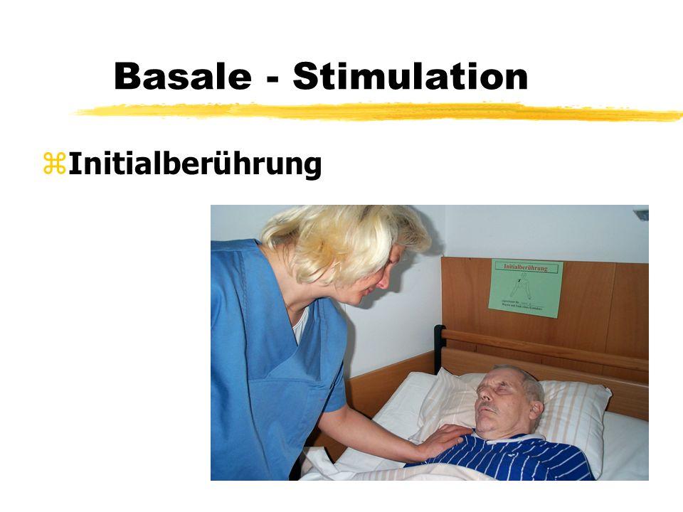 Basale - Stimulation Initialberührung