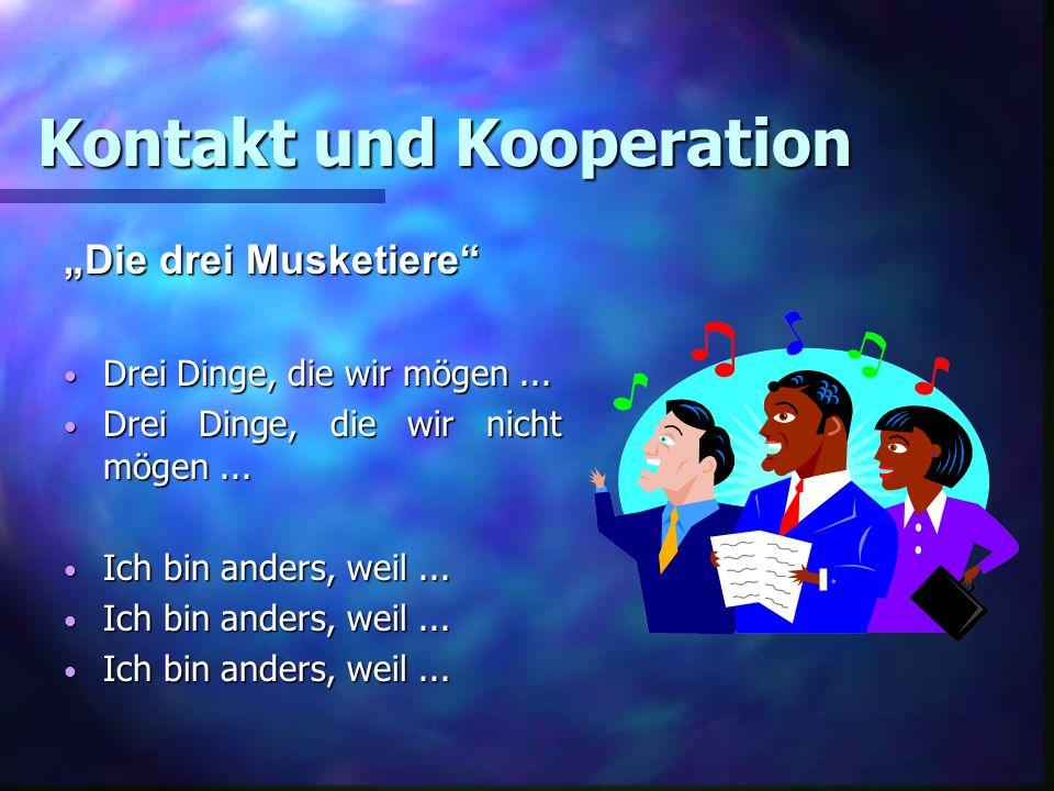 Kontakt und Kooperation
