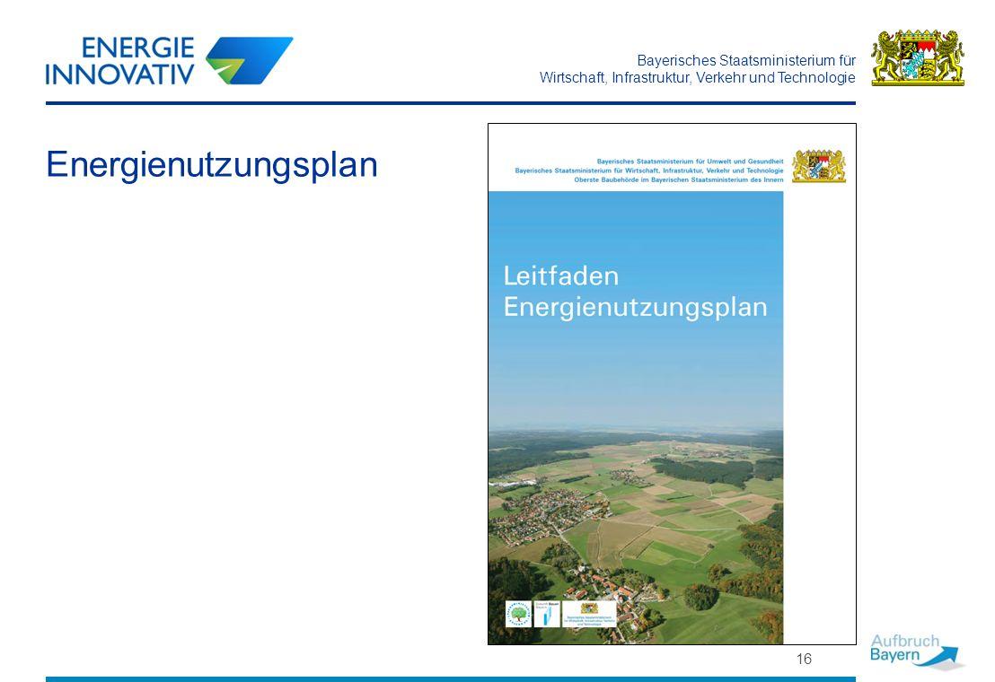 Energienutzungsplan 16