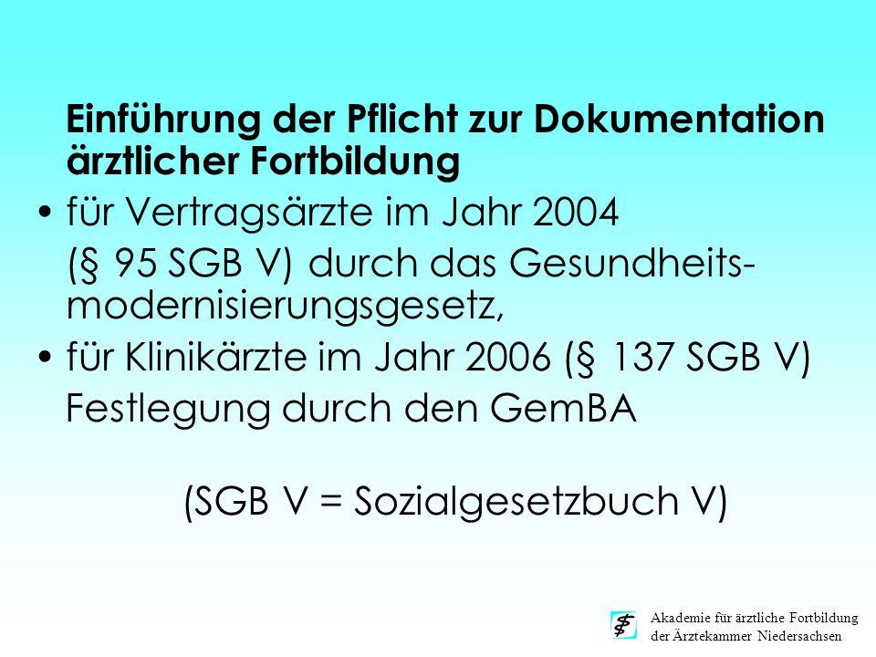 (SGB V = Sozialgesetzbuch V)