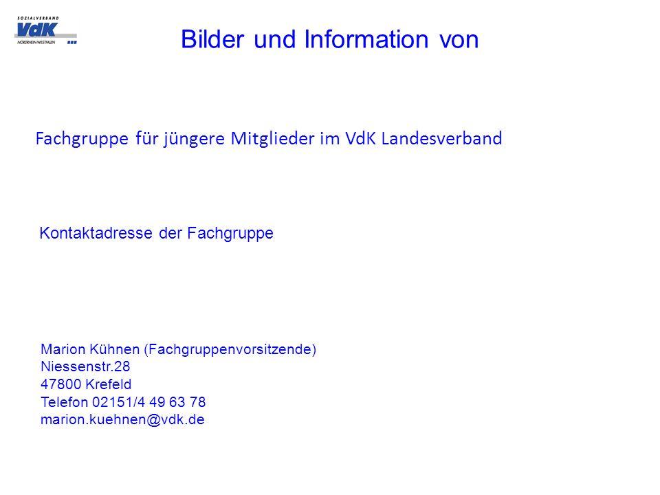 Bilder und Information von