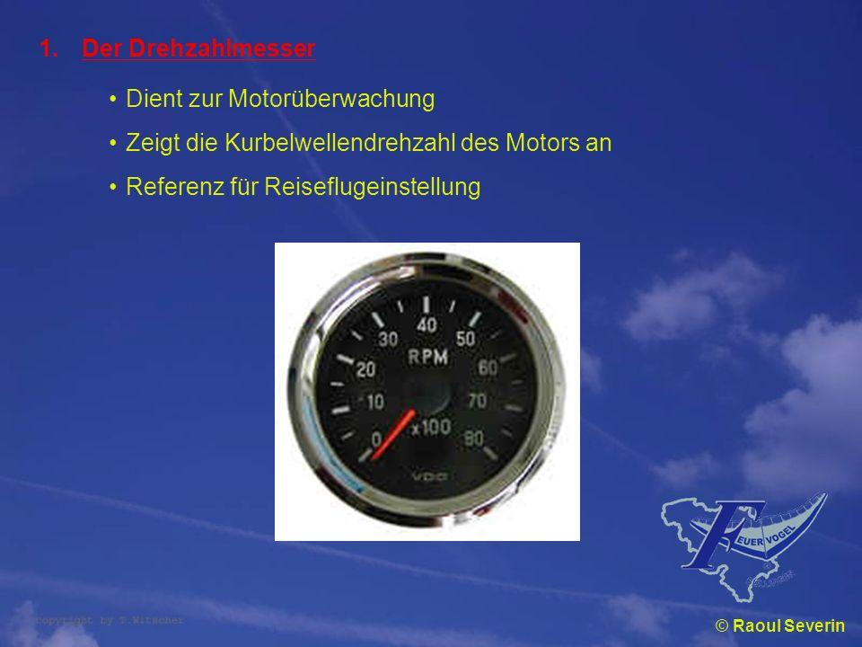 Dient zur Motorüberwachung