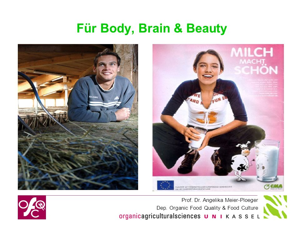Für Body, Brain & Beauty
