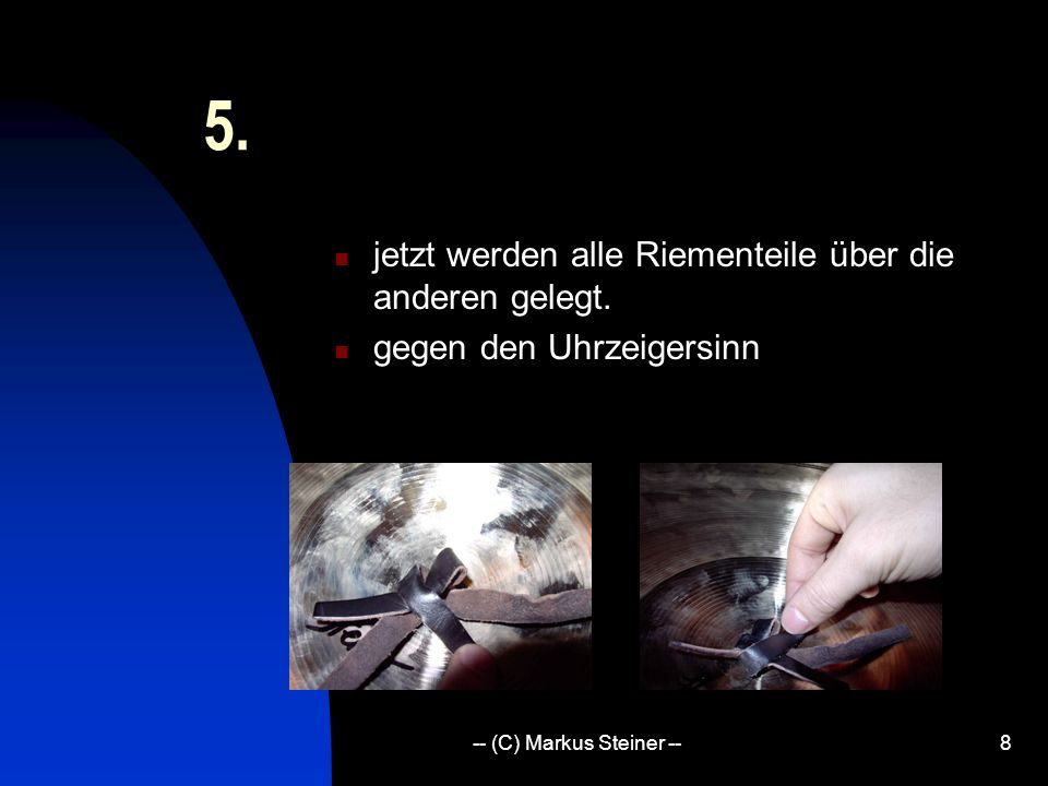 -- (C) Markus Steiner --