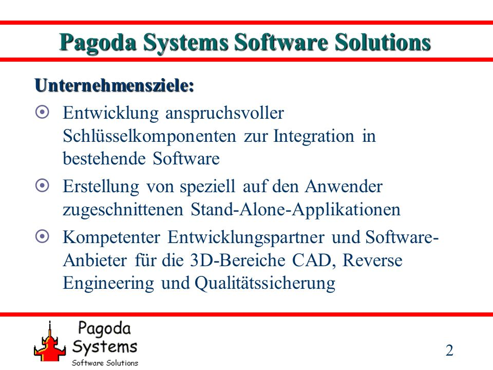 Pagoda Systems Software Solutions