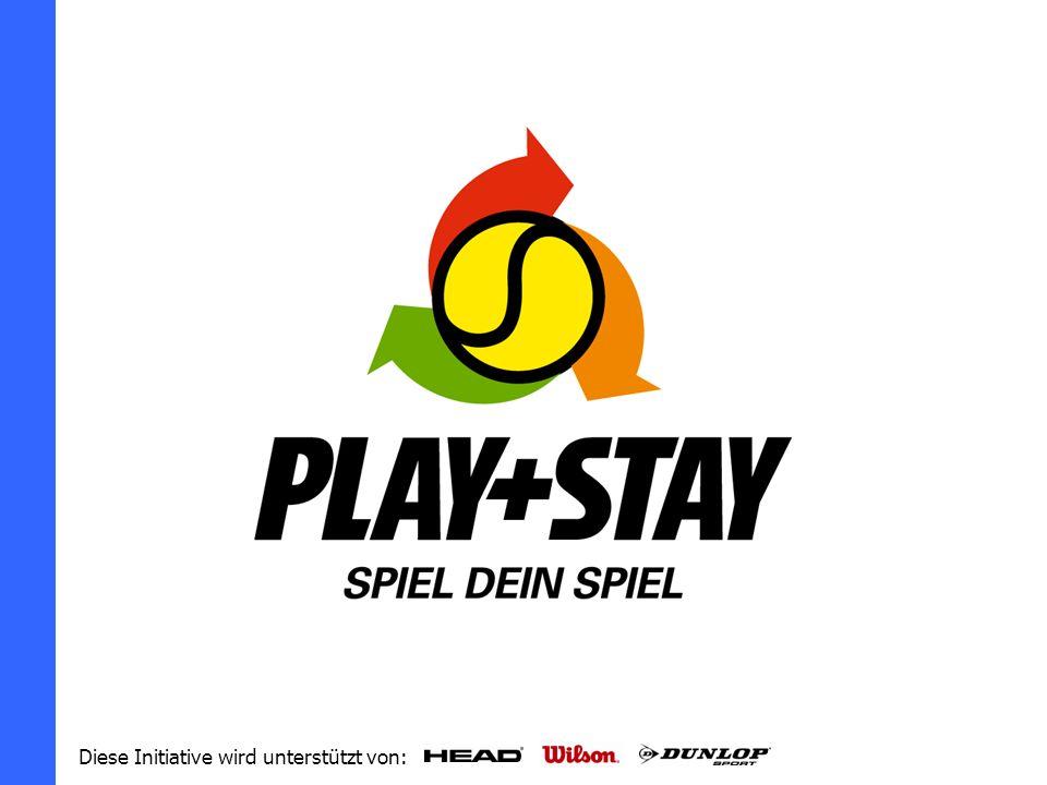 Vortragshilfen zur Präsentation Tennis...PLAY+STAY in Deutschland