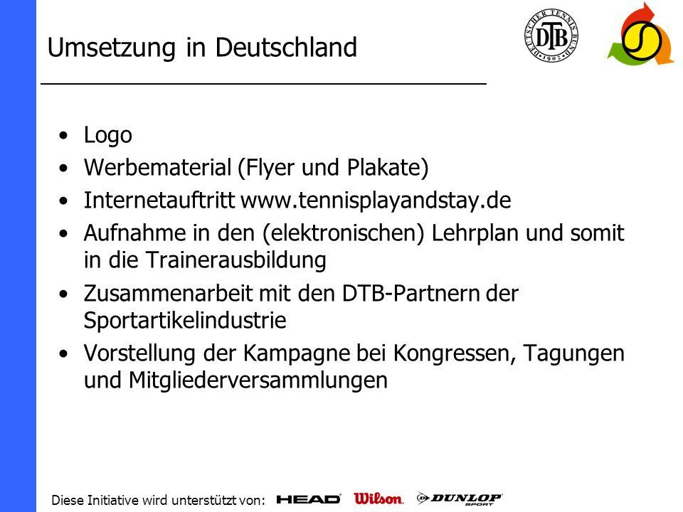 Umsetzung in Deutschland