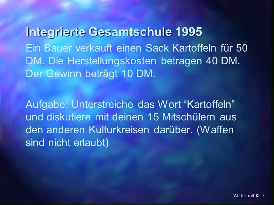 Integrierte Gesamtschule 1995