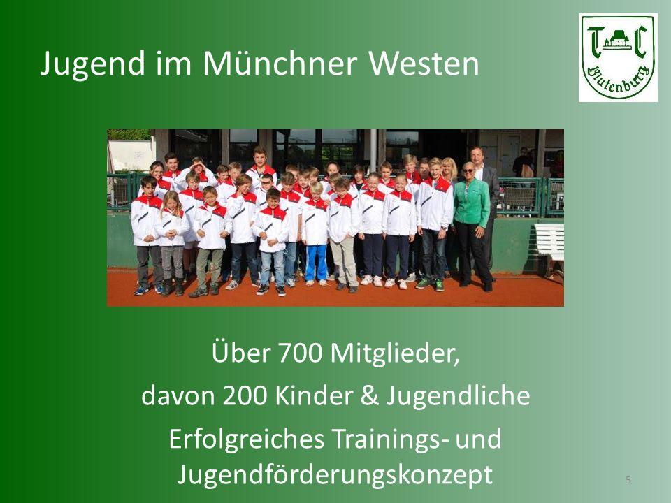 Jugend im Münchner Westen