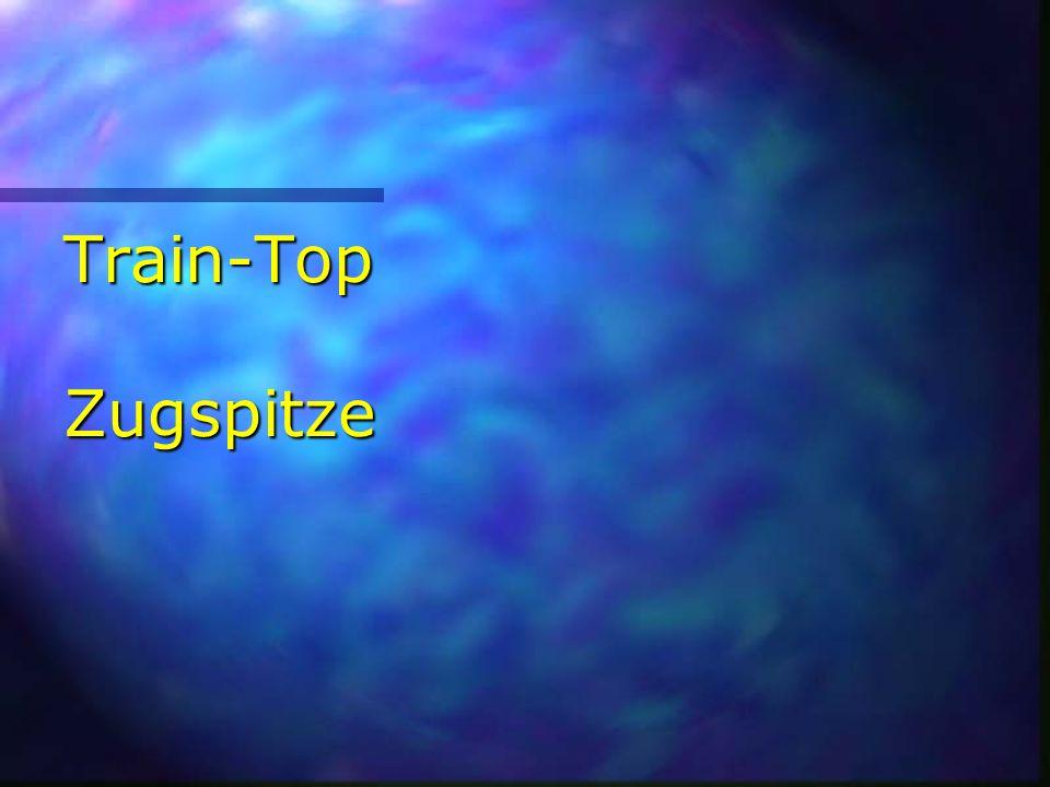 Train-Top Zugspitze