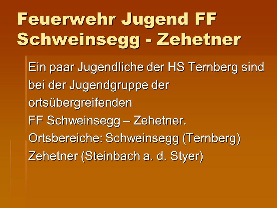 Feuerwehr Jugend FF Schweinsegg - Zehetner