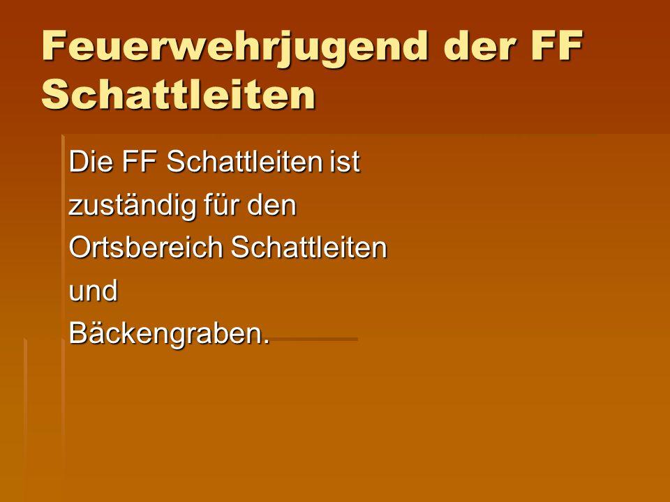 Feuerwehrjugend der FF Schattleiten