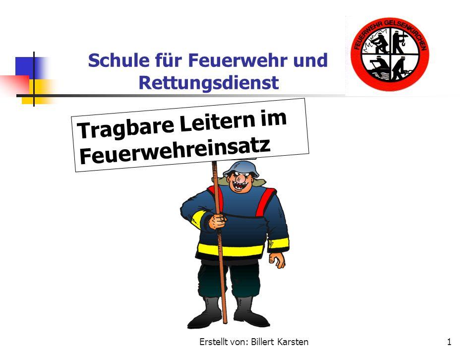 Schule für Feuerwehr und Rettungsdienst