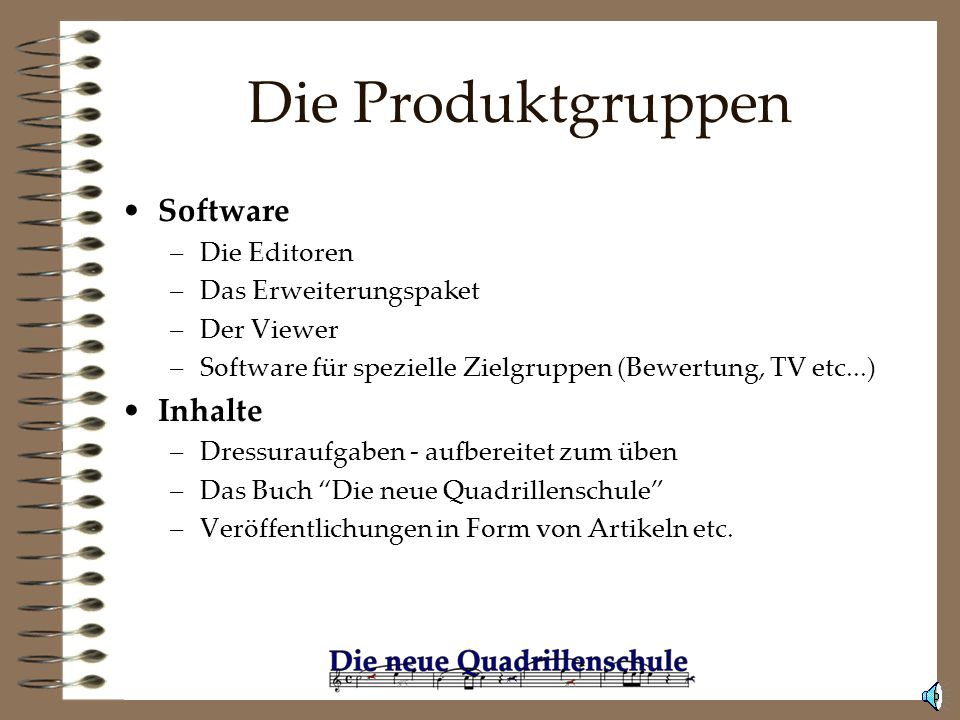 Die Produktgruppen Software Inhalte Die Editoren Das Erweiterungspaket