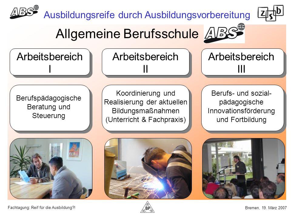Allgemeine Berufsschule