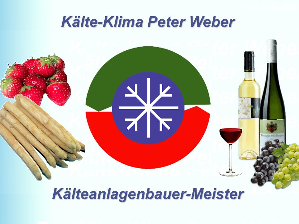 Kälte-Klima Peter Weber Kälteanlagenbauer-Meister