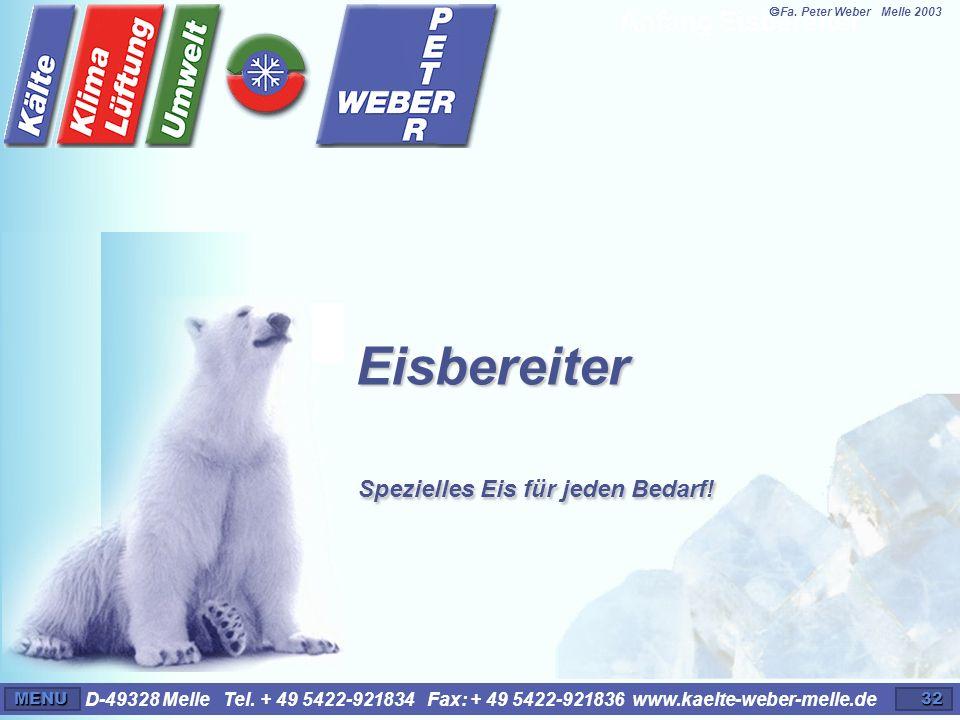 Eisbereiter Eisbereiter