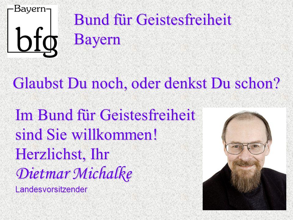 Bund für Geistesfreiheit Bayern
