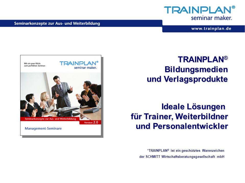 für Trainer, Weiterbildner und Personalentwickler