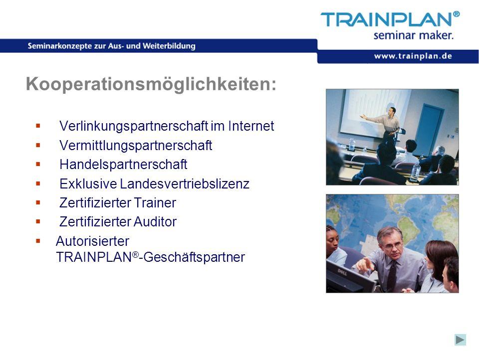 Kooperationsmöglichkeiten: