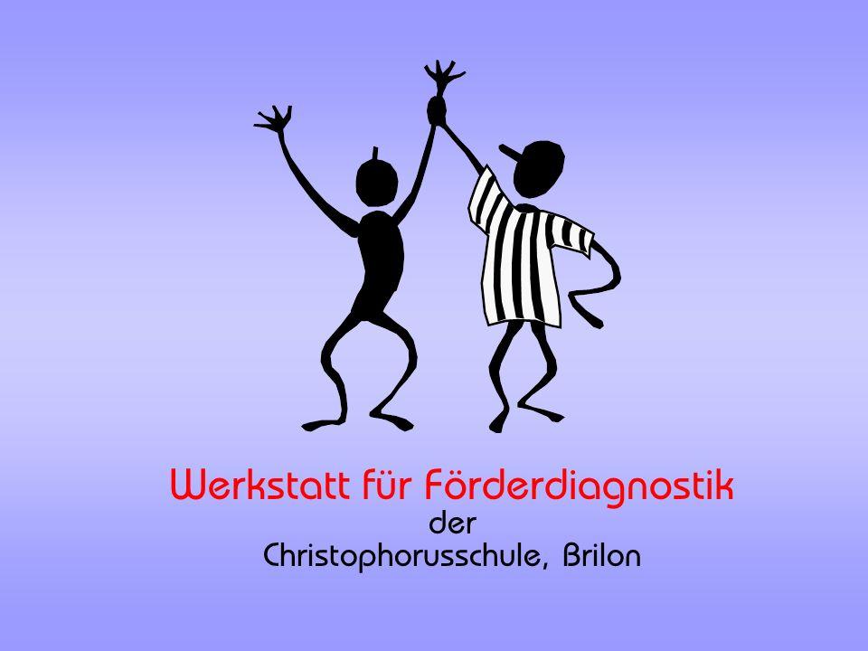 Werkstatt für Förderdiagnostik der Christophorusschule, Brilon