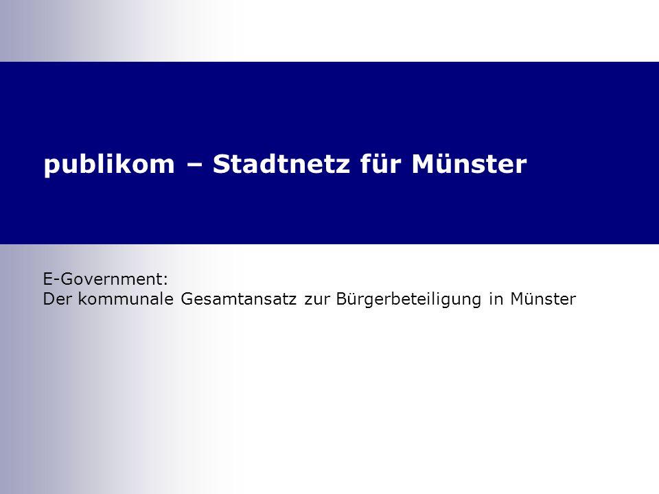 publikom – Stadtnetz für Münster