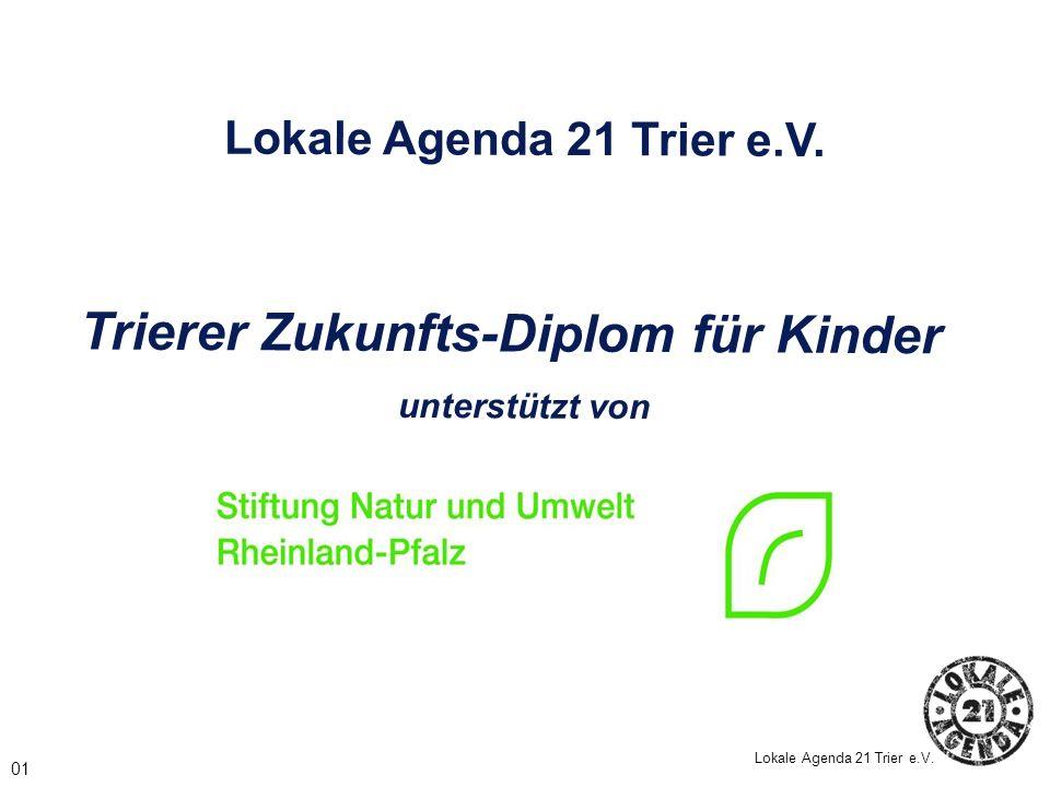 Trierer Zukunfts-Diplom für Kinder
