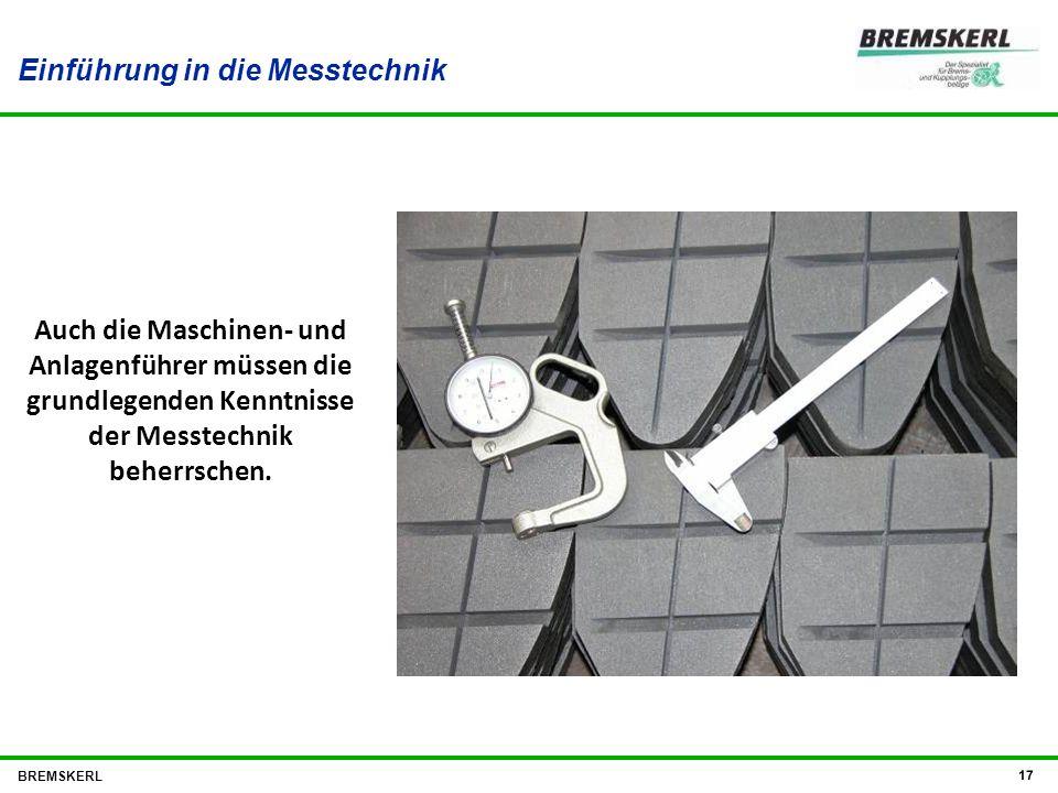 Einführung in die Messtechnik
