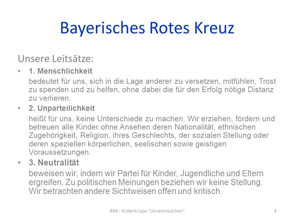 Bayerisches Rotes Kreuz