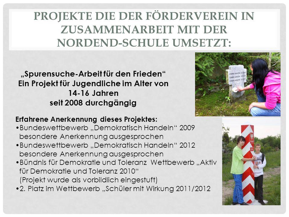 """""""Spurensuche-Arbeit für den Frieden"""