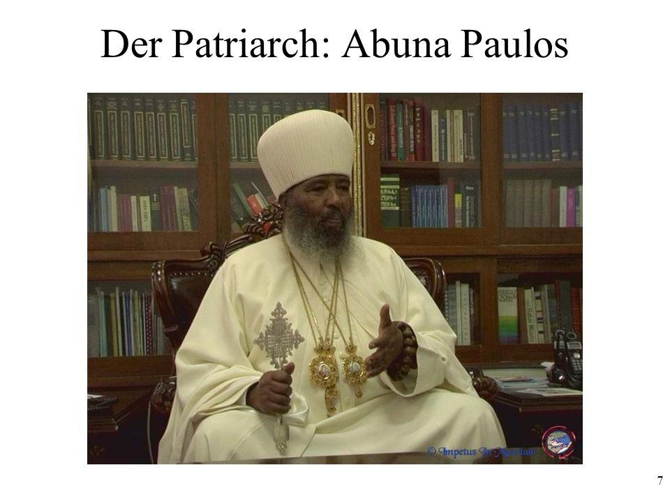 Der Patriarch: Abuna Paulos