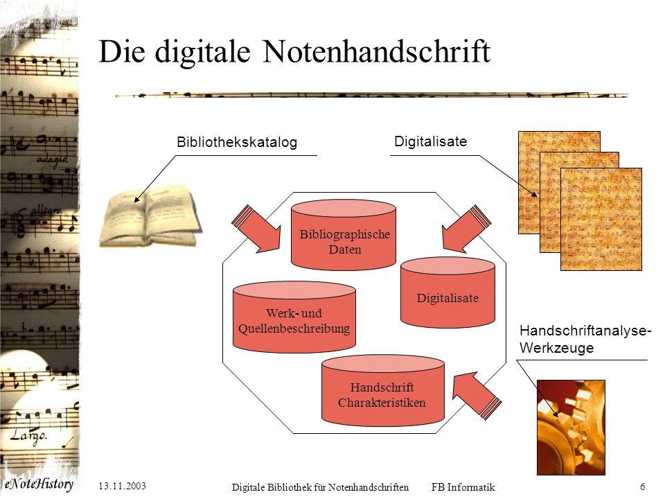 Die digitale Notenhandschrift
