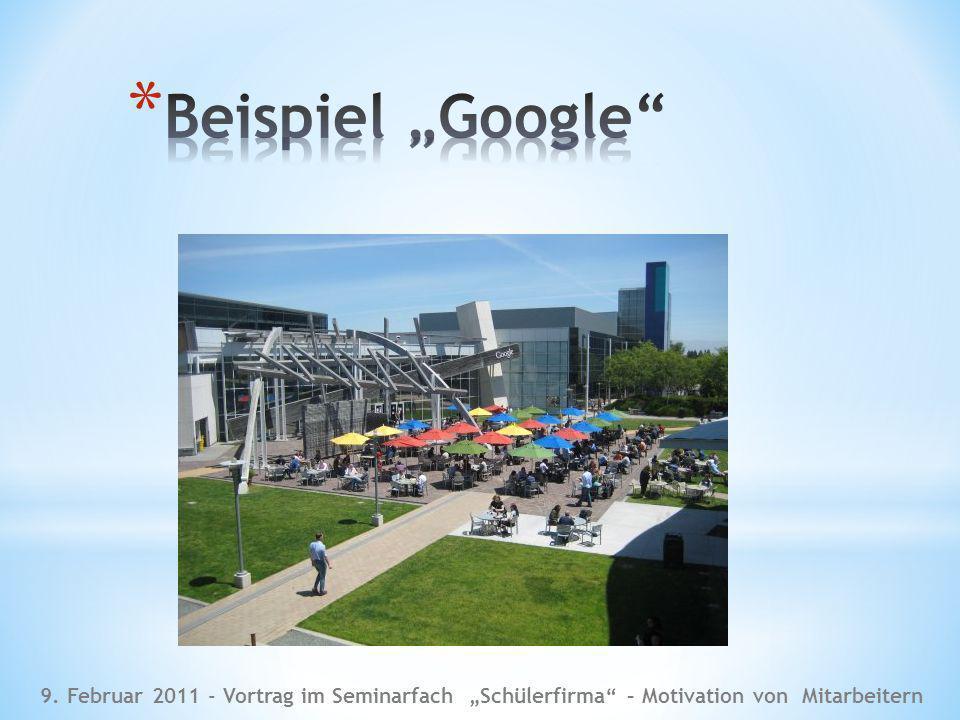 """Beispiel """"Google 9."""