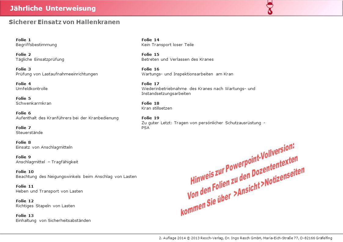 Hinweis zur Powerpoint-Vollversion: