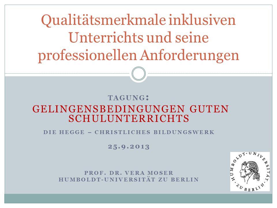 Die Hegge – Christliches Bildungswerk Humboldt-Universität zu Berlin