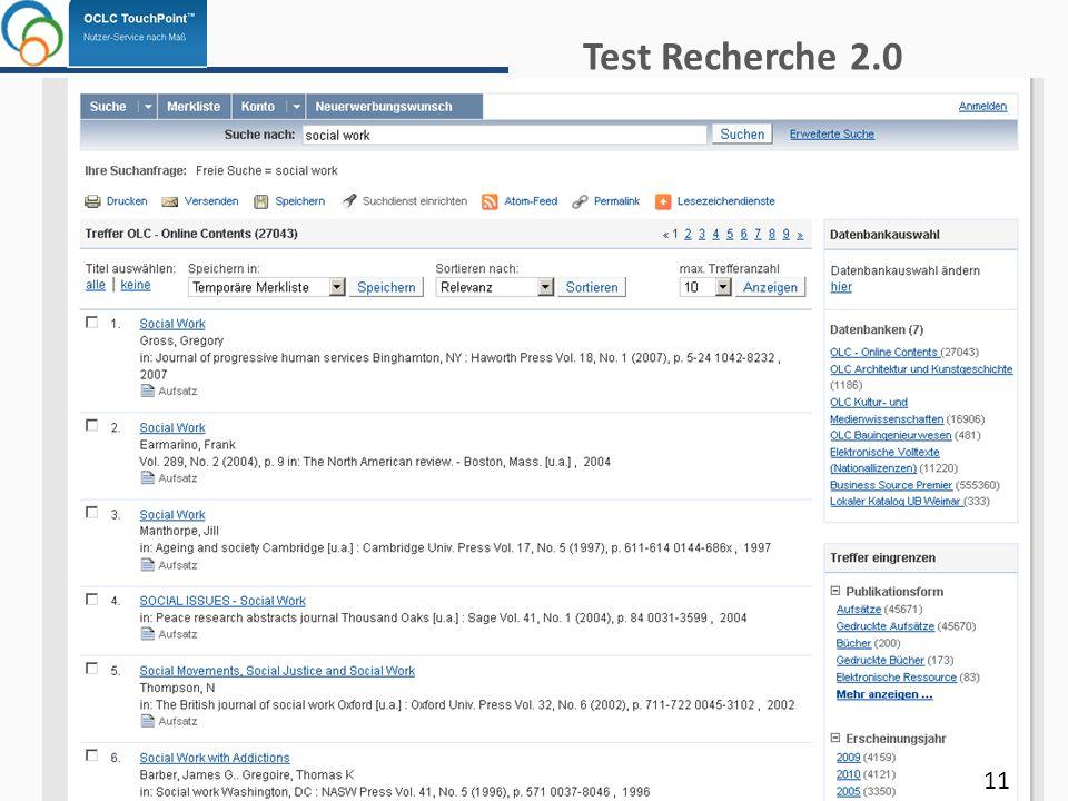 Test Recherche 2.0 11
