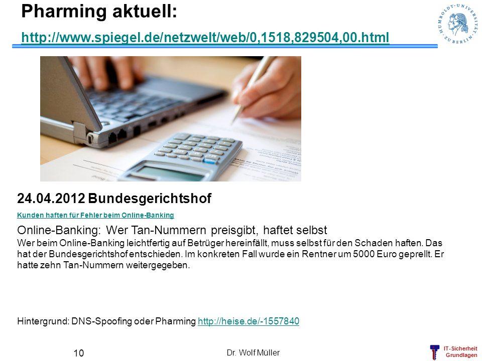 Pharming aktuell: http://www.spiegel.de/netzwelt/web/0,1518,829504,00.html