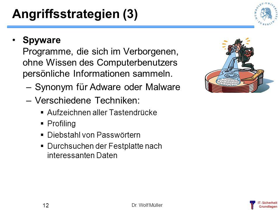 Angriffsstrategien (3)